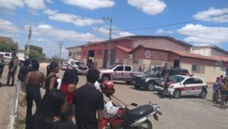 Suspeito de matar radialista vai para cadeia pública de Itaporanga