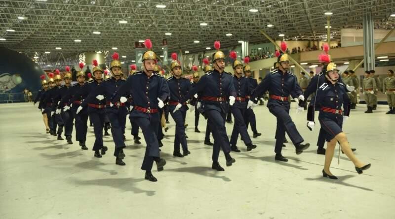Polícia Militar convoca 432 aprovados no CFO da Paraíba