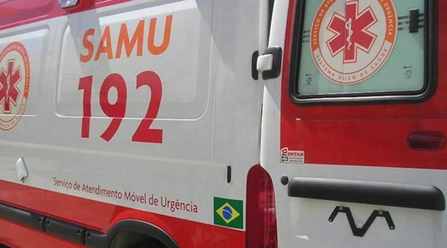 Criança de 1 ano morre após acidente de moto, na Paraíba