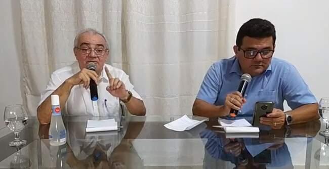 """Josa da Padaria: """"precisamos saber se há possibilidade de convergência para uma aliança"""""""