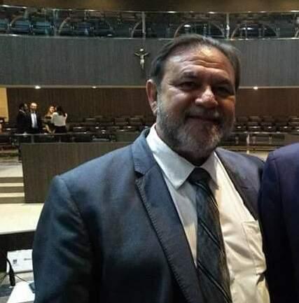Luto: Antônio Eduardo, diretor do Hospital de Serraria, morre de infarto