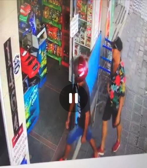 Belém: dupla armada rende funcionários e assalta mercadinho